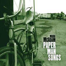 Mark McAdam - Paper Man Songs [New CD]