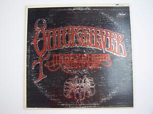 Quicksilver Messenger Service Vinyl LP Record Album ST