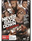 Never Back Down - No Surrender (DVD, 2016)