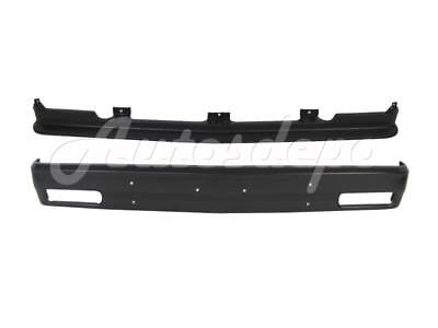 For 1982-1990 Chevy S10 Gmc S15 Sonoma Pickup Front Bumper Face Bar Filler