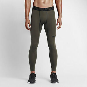 Nike 596297 Pro Warm Men S Compression Tights Running