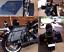 thumbnail 5 - 110XL Black Motorcycle Saddlebags Tek Leather Thunderbird America Dyna Softail