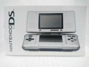 Nintendo DS Platinum Silver Console System Japan NEW NDS Box From JP