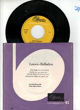 Loewe - Balladen  -  Prinz Eugen  -  Die Uhr