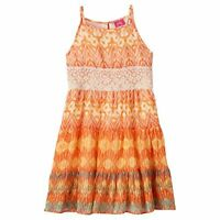 Pinky Los Angeles Gauze Tiered Sundress - Girls Clothes Size 7-16