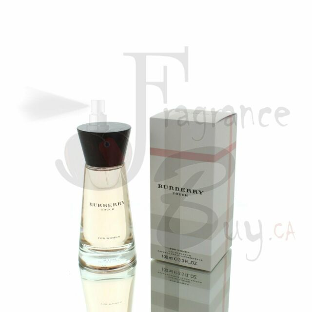 Burberry Touch W 100ml Boxed