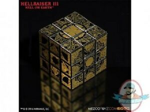 Hell on Earth Lament Puzzle Cube rubik cube Mezco Hellraiser III