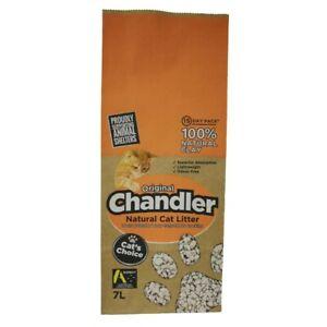 Chandler Natural Clay Cat Litter 7L