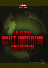 Universal Cult Horror Collection (5-Disc DVD) Murders in the Zoo/House of Horror
