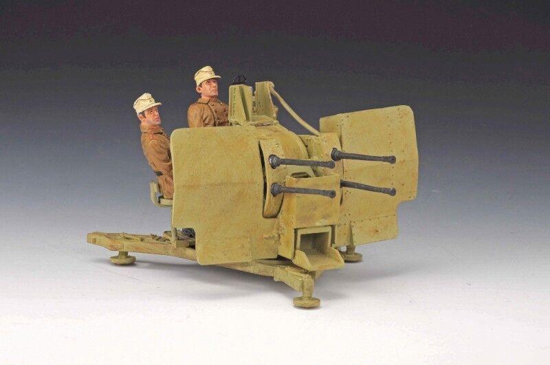 THOMAS GUNN SS043C - Flakvierling Desert WW2