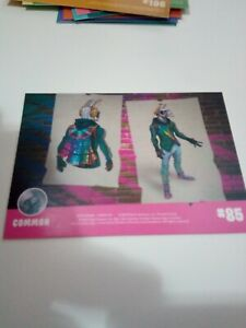 Cromo-Fortnite-numero-85-Common-Carta-Card-coleccion-cromos