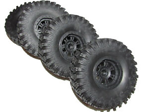 Redcat-Camo-X4-Pro-4x4-Brushless-Offroad-Crawler-Wheels-amp-Tires