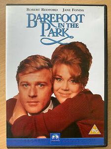 Descalzo-en-Parque-DVD-1967-Neil-Simon-Clasico-con-Robert-Redford-Jane-Fonda