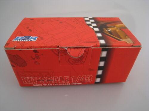 Ferrari 348 ts 1989 metal-kit BBR 1:43 nuevo embalaje original