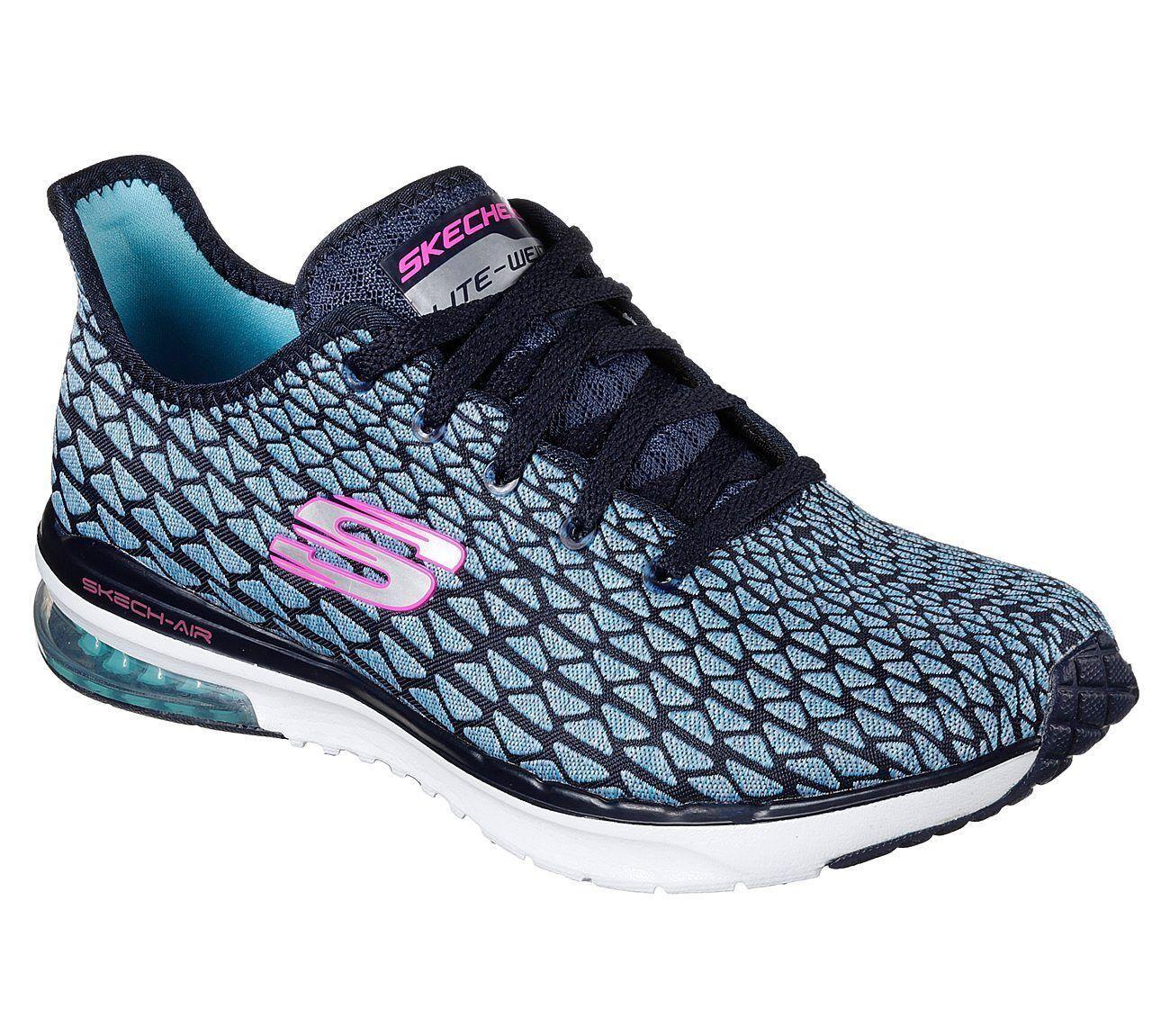 Skechers Skech-Air Infinity Free Fallin Foam Trainers Memory Foam Fallin Sports Schuhes Damenschuhe 42f155