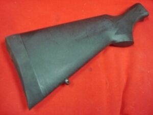 1 Remington Model 870 Polymer shotgun stock with rubber recoil pad NEW Old Stock