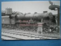 PHOTO  LMS ROYAL SCOT (SCOT) 4-6-0 46132 THE KING'S REGIMENT LIVERPOOL AT CREWE