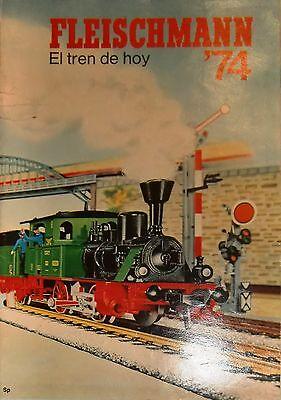 ZM132 FLEISCHMANN 6430 train Ho Borne raccordement Double track feed clip