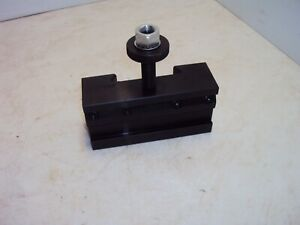 DORIAN Tool No 1 Turning /& Facing Holder D50DA-1