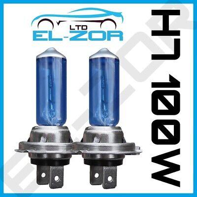 H4 55 W HID BLANC XENON ampoules halogènes 12 V Plasma Mise à niveau 5000K-6000K PEUGEOT