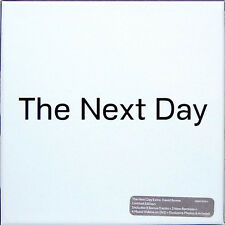 DAVID BOWIE, THE NEXT DAY Extra, 2 CD + DVD LIMITED EDITION BOX SET (SEALED)