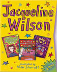 Jacqueline Wilson Slipcase:  Bad Girls ,  The Bed and Breakfast Star ,  The Suitcase Kid by Jacqueline Wilson (Paperback, 2005)