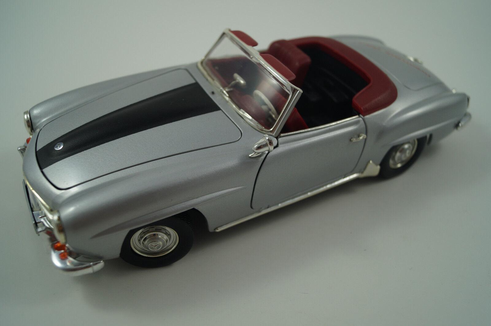 ERTL modello di auto 1 18 Mercedes-Benz 190 SL 25 anni