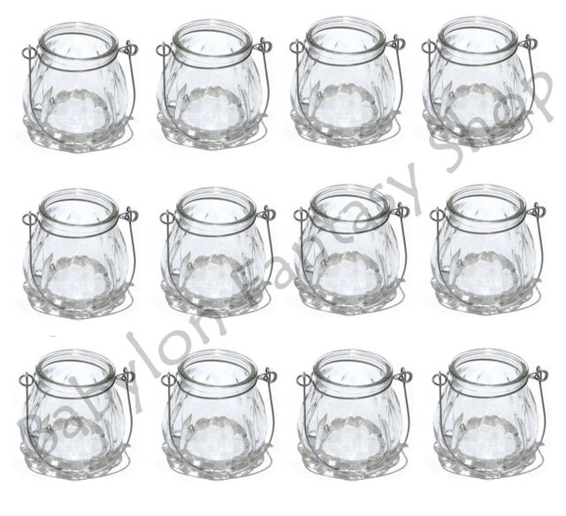 Set of 12 Glass Hanging - x18 with 10% discount included
