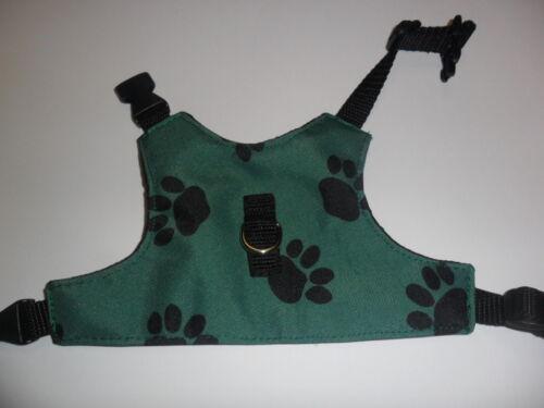 Waterproof Chihuahua Puppy Dog Pet Animal Adjustable Harness Walking Vest XXS XS