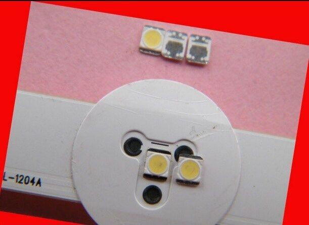 110pcs For Original Lg Led Lcd Tv Backlight Lamp Beads Lens 1w 3v