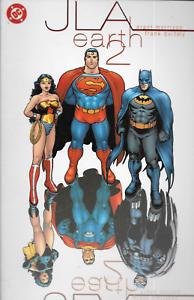 JLA-Earth-2-by-Grant-Morrison-amp-Frank-Quitely-OGN-2000-DC-Comics-2nd-Print
