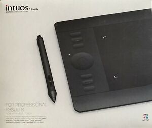 Details about Wacom Intuos 5 - Small (PTH450) Graphics Tablet