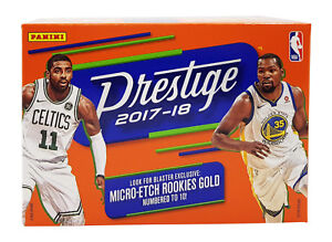 Panini-Prestige-2017-18-8-Pack-Hobby-Blaster-Box-NBA-Basketball