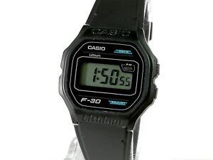 Nuevo Hombre Casio Original Reloj F 30 Vintage Lithium Pulsera 1007 Detalles Modulo De TPZOXuki