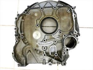Motor Platte Stirnplatte Gehäuse für Motorblock W204 S204 C250 CDI 2,2 150KW