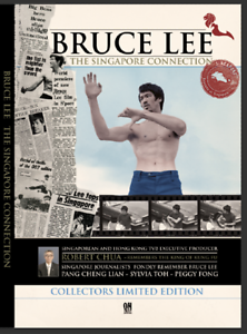 September Sale!!!!! Exclusive:The Bruce Lee Singapore Connection (2018)