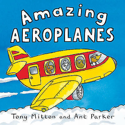 Amazing Machines: Amazing Aeroplanes by Mitton, Tony, Acceptable Book (Paperback