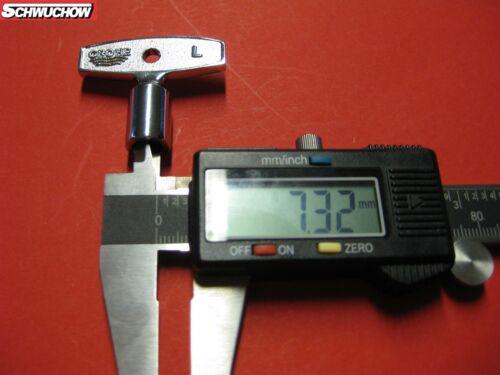 Clés à Douille 8 mm Grohe Partie Supérieure Extérieur Carré 02277000 Robinet