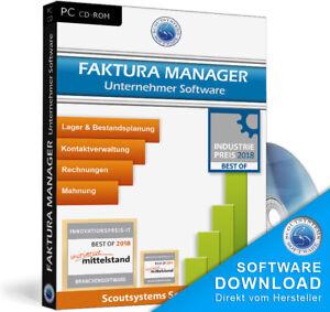 Rechnungsprogramm Softwarerechnungangebotelieferscheinmahnung