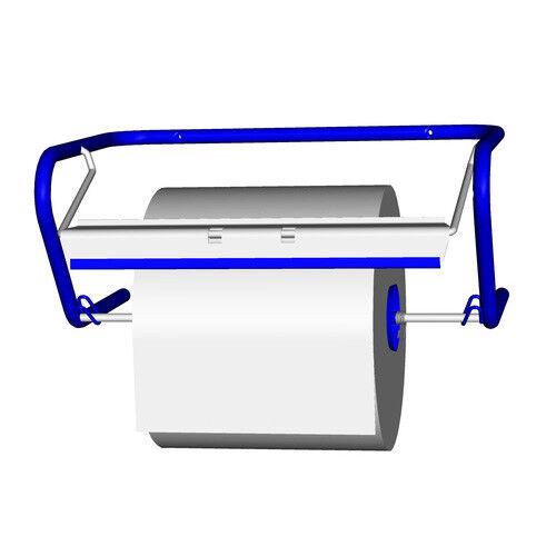 Fripa Wandhalter für Putztuchrolle, Metall, für Rollen bis 40 cm Breite