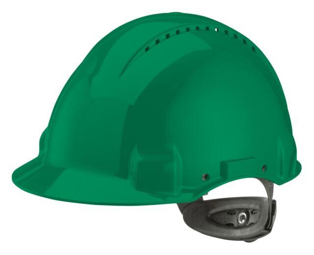 PELTOR Schutzhelm G3000N ABS mit Schweissband+Ratsch.SYS gelb Bekleidung & Schutzausrüstung