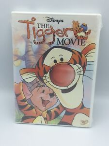 Winnie-the-Pooh-The-Tigger-Movie-DVD-2000-New-And-Sealed
