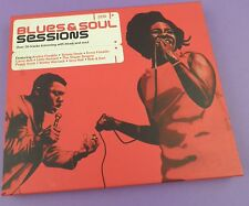 Blues & Soul Sessions 30 Track 2 CD Set 2002- Unused Stock!