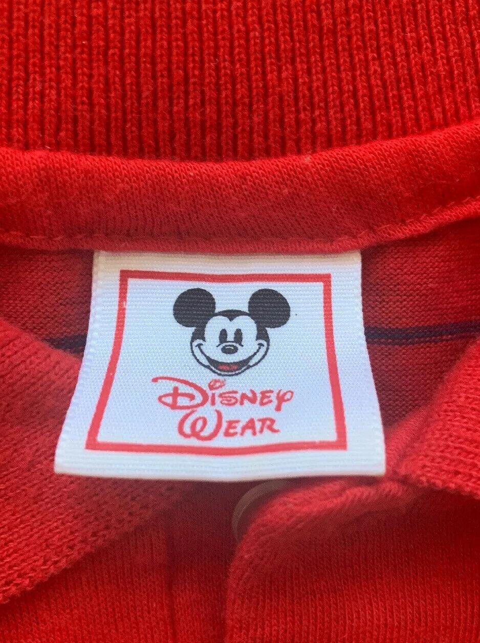 Vintage Mens M/L 80s 90s Mickey Mouse Disney Wear… - image 2