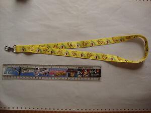 Lanyard-Pokemon-E-print-neck-strap-for-ID-security-card-USB-keys-keyrings-etc