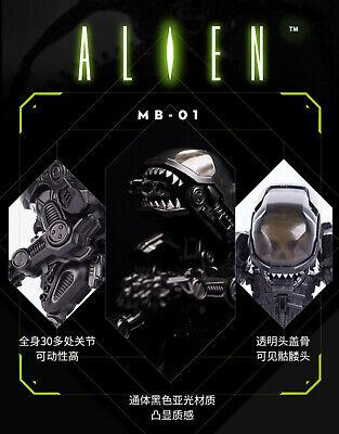 52Toys Mega BOX MB-01 ALIEN MB01,In stock!