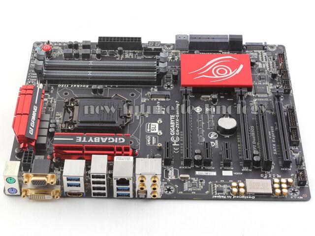 GIGABYTE GA-Z97X-GAMING 7 LGA 1150 DDR3 USB3.0 Intel Z97 ATX HDMI Motherboard