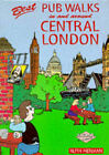 Best Pub Walks in and Around Central London by Ruth Herman (Paperback, 1995)