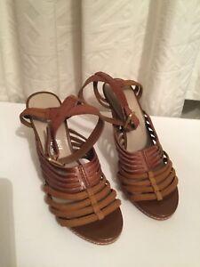 Marks-amp-spencer-Women-s-Sandals-Shoes-Size-5-5-UK-Eu-39