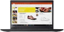 "Lenovo ThinkPad T470s 14"" Laptop Intel i7-7600U 8GB 256GB SSD Windows 10 Pro FHD"
